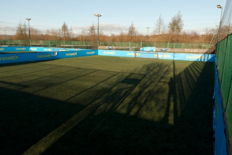 Five-a-side pitches