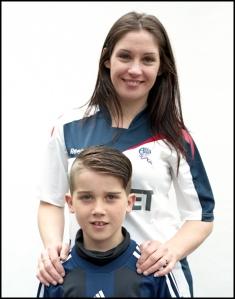 Kelly & Lucas Boag
