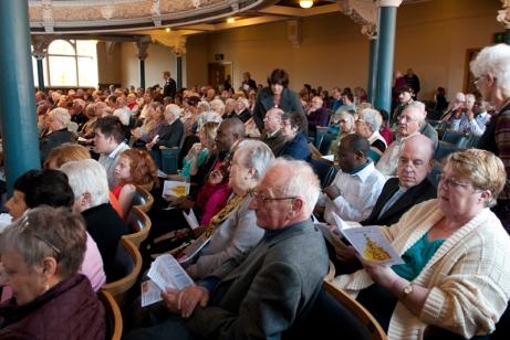 Pentecost Audience 1
